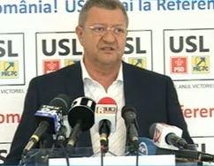 Duvaz: Basescu nu are nevoie de telefoane speciale, are prerogativele suspendate