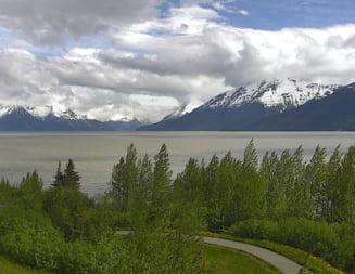 E din ce in ce mai cald: In Alaska s-a ajuns la un record absolut de temperatura 32,2 grade