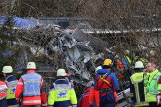E oficial: Accidentul feroviar din Germania, cauzat de o eroare umana