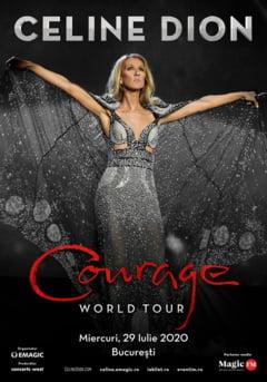 E oficial: Celine Dion vine anul viitor in Romania