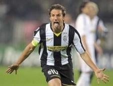 E oficial! Del Piero este cel mai bun fotbalist din istoria lui Juventus