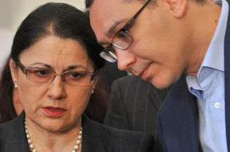 E oficial: Ecaterina Andronescu nu merge in PE. Cine ii ia locul