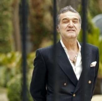 E oficial: Gigi Becali nu va iesi de dupa gratii de Sarbatori
