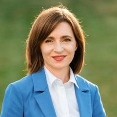 E oficial: Maia Sandu a castigat alegerile prezidentiale din Republica Moldova. Autoritatea electorala a confirmat rezultatul