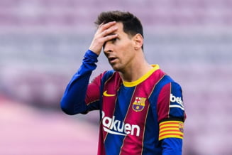 E oficial: Messi se desparte de FC Barcelona! Anunțul clubului catalan