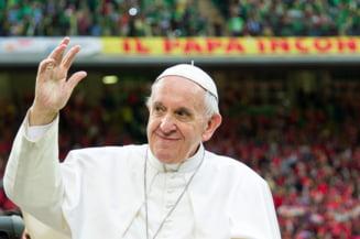 E oficial: Papa Francisc vine in Romania