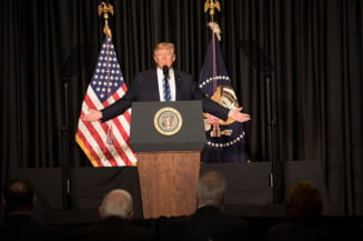 E oficial: Trump retrage Statele Unite din Acordul de la Paris