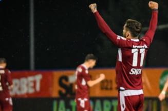 E sarbatoare in Giulesti. Rapid s-a intors in elita fotbalului romanesc. Cum a fost obtinuta promovarea in Liga 1
