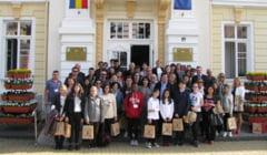 ERASMUS PLUS: Elevi si profesori din cinci tari au vizitat Primaria municipiului Ramnicu Valcea