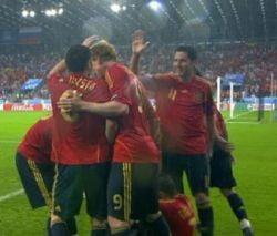 EURO: Spania zdrobeste Rusia in primul meci al grupei D (Video + Galerie foto)