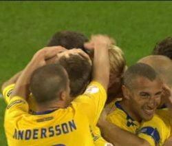 EURO 2008: Grecia - Suedia 0-2 (Video + Galerie foto)