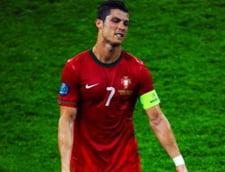 EURO 2012: Ronaldo explica evolutia slaba cu Danemarca