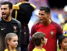 EURO 2016: Ce a spus Cristiano Ronaldo despre accidentare si victoria din finala cu Franta