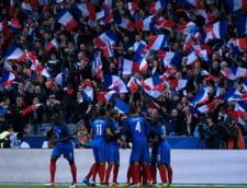EURO 2016: Control antidoping si schimbare de ultim moment in lotul Frantei