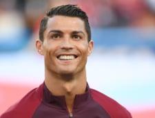 EURO 2016: Cristiano Ronaldo a intrat in istoria fotbalului