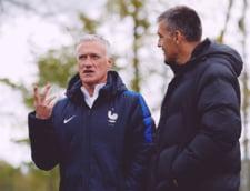EURO 2016: Deschamps a stabilit echipa de start a Frantei pentru meciul cu Romania
