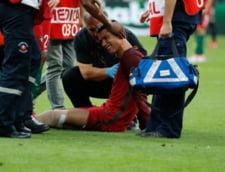 EURO 2016: Reactia lui Dimitri Payet dupa ce l-a accidentat pe Cristiano Ronaldo