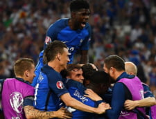 EURO 2016: Reactiile celor doi antrenori dupa Germania - Franta