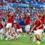 EURO 2016. Spectacol total in grupa F