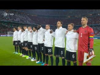 EURO 2020 - De ce a purtat Neuer banderola de capitan in culorile curcubeului