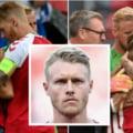 "EURO 2020 | Reactii superbe dupa ce Simon Kjaer i-a facut respiratie lui Eriksen! ""Un erou si un lider incredibil!"""