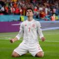 EURO 2020: Alvaro Morata si familia sa au fost amenintati dupa eliminarea Spaniei in semifinale
