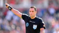 EURO 2020: Cine arbitreaza meciul din optimi de la Bucuresti