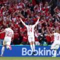 EURO 2020: Danemarca s-a calificat miraculos in optimi dupa ce in primele doua meciuri de la turneul final nu a obtinut niciun punct. Rusia pleaca acasa