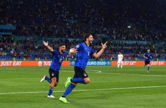 EURO 2020: Fotbal total. Italia este prima echipa calificata in optimi dupa un meci sclipitor