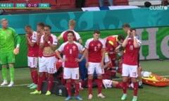 EURO 2020: Gest maret facut de UEFA. Danezul Christian Eriksen si salvatorii sai au fost invitati la finala de pe Wembley