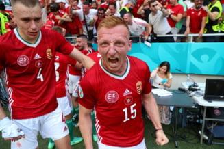 EURO 2020: Nebunie de meci la Budapesta. Franta nu a putut sa invinga Ungaria