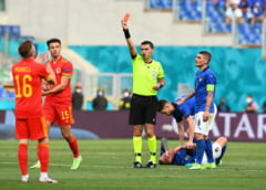 "EURO 2020: Ovidiu Hategan, atacat de galezi dupa cartonasul rosu dat la Roma. ""M-am gandit ca este o decizie dura"""