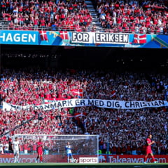 EURO 2020: Se intampla si la case mai mari. 12 ministri si parlamentari din Danemarca au intrat fara bilet la Campionatul European