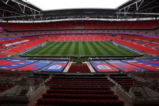 EURO 2020: Se mareste numarul suporterilor! Cati spectatori vor fi prezenti la semifinale si finala de pe Wembley