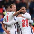 EURO 2020: Super meci in optimi! Cu cine va juca Anglia in faza urmatoare pe Wembley