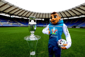 EURO 2020: UEFA a luat decizia in cazul finalei. Unde se va juca ultima partida de la turneul final