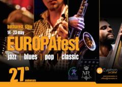 EUROPAfest 2020 se muta din mai in iulie