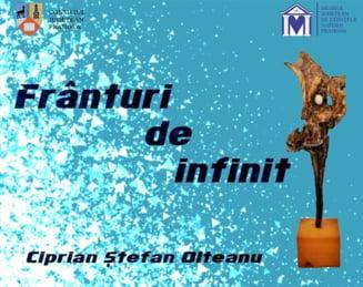 """EVENIMENT CULTURAL la Gradina Botanica Bucov: """"Franturi de infinit"""""""