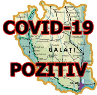 EXCLUSIV! Distributia pe cartiere si localitati a cazurilor de COVID-19 din judetul Galati