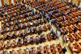 EXCLUSIV Cei sapte candidati validati de Parlament pentru ocuparea functiilor de conducere la Curtea de Conturi