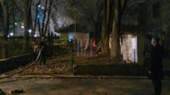 EXCLUSIV/UPDATE! Incendiu pe strada Alexandru Lapusneanu. Un barbat a murit ars de viu - FOTO/LIVE VIDEO