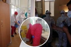 EXCLUSIV-VIDEO: Am intrat in buncarul plin cu COVID de la Infectioase Iasi