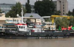 EXCLUSIV Viata libera: Barci neinregistrate, scufundate pe Siret. Ancheta la Autoritatea Navala Romana