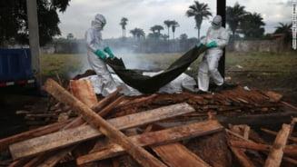 Ebola, un nou record negativ: Peste 3.000 de oameni ucisi