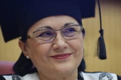 Ecaterina Andronescu: Nu putem tine o scoala, la care 5 ani la rand nu ia niciun elev bacalaureatul