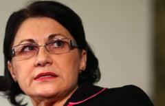 Ecaterina Andronescu, audiata la DNA in dosarul Microsoft