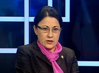 Ecaterina Andronescu, declarata incompatibila: Am facut recurs