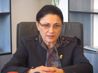 Ecaterina Andronescu, despre frauda la Bac, plagiatul lui Ponta si nivelul scolii romanesti Interviu