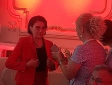 Ecaterina Andronescu, la congresul PSD de validare a Vioricai Dancila la prezidentiale