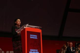 Ecaterina Andronescu crede ca PSD a pierdut alegerile pentru ca nu a stiut sa opreasca stirile false